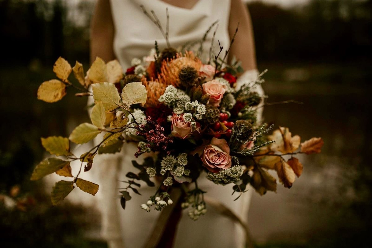 Florist Exeter Wedding Bouquet
