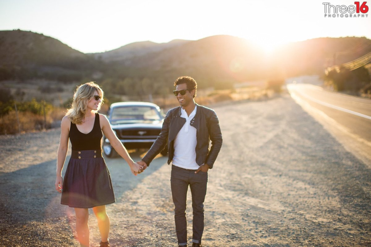 Red Rock Canyon Engagement Photos Lake Forest Orange County Weddings Professional