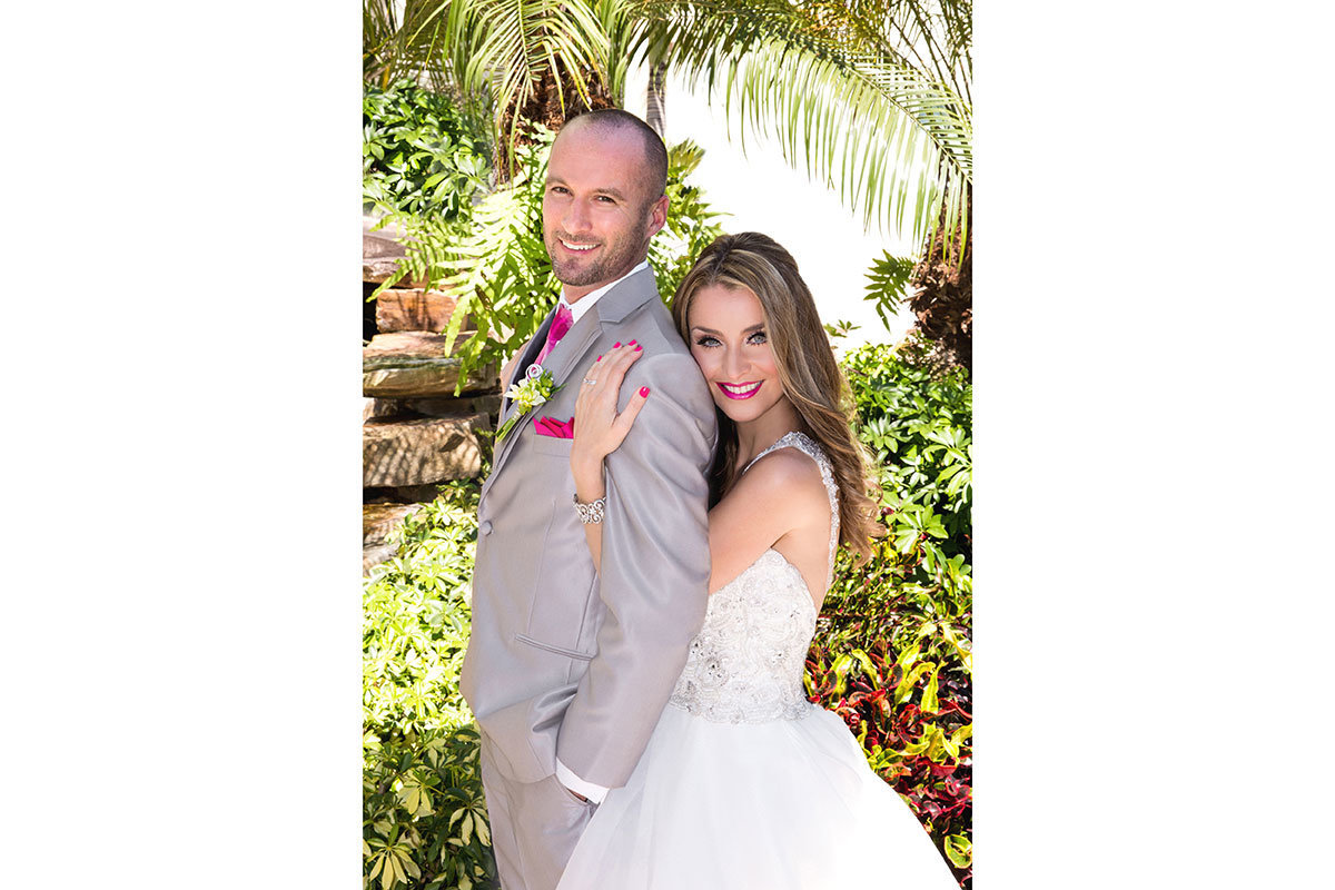 hilton naples wedding photo