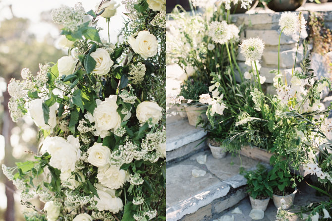 California Wedding Florist