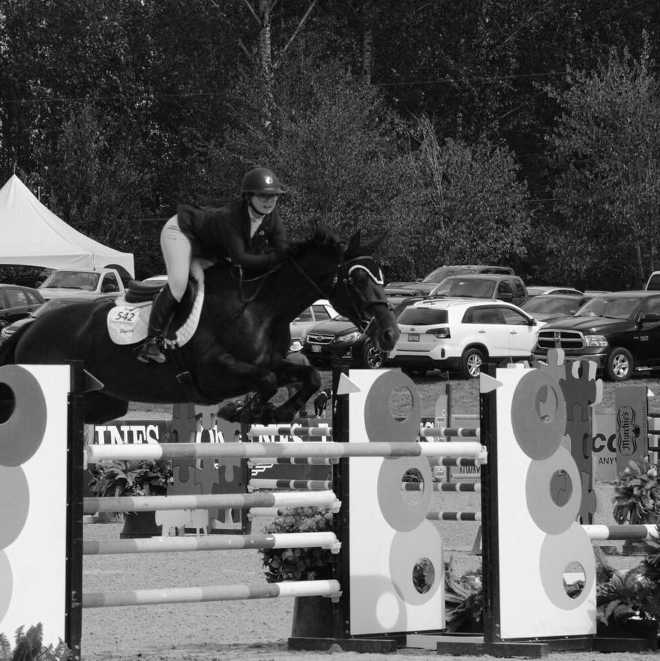 Telsec Farms Show Jumping