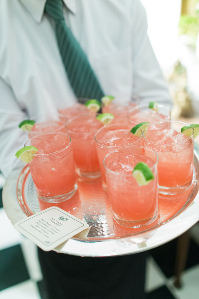 bride and grooms signature drink