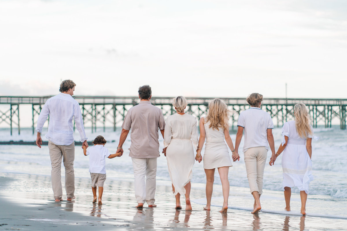 Pawleys Island Family Photography - Family Beach Photos in Pawleys Island, SC