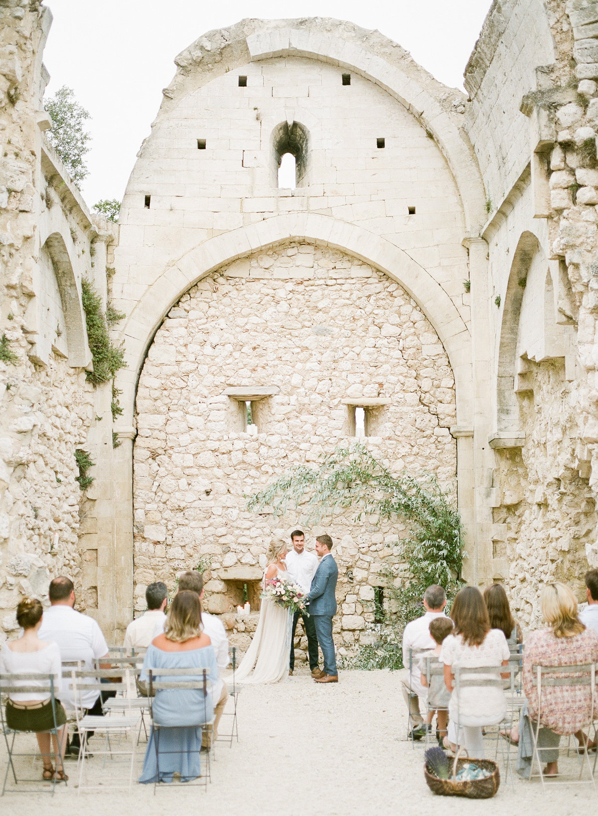 Domaine de Sarson Provence France Wedding-73