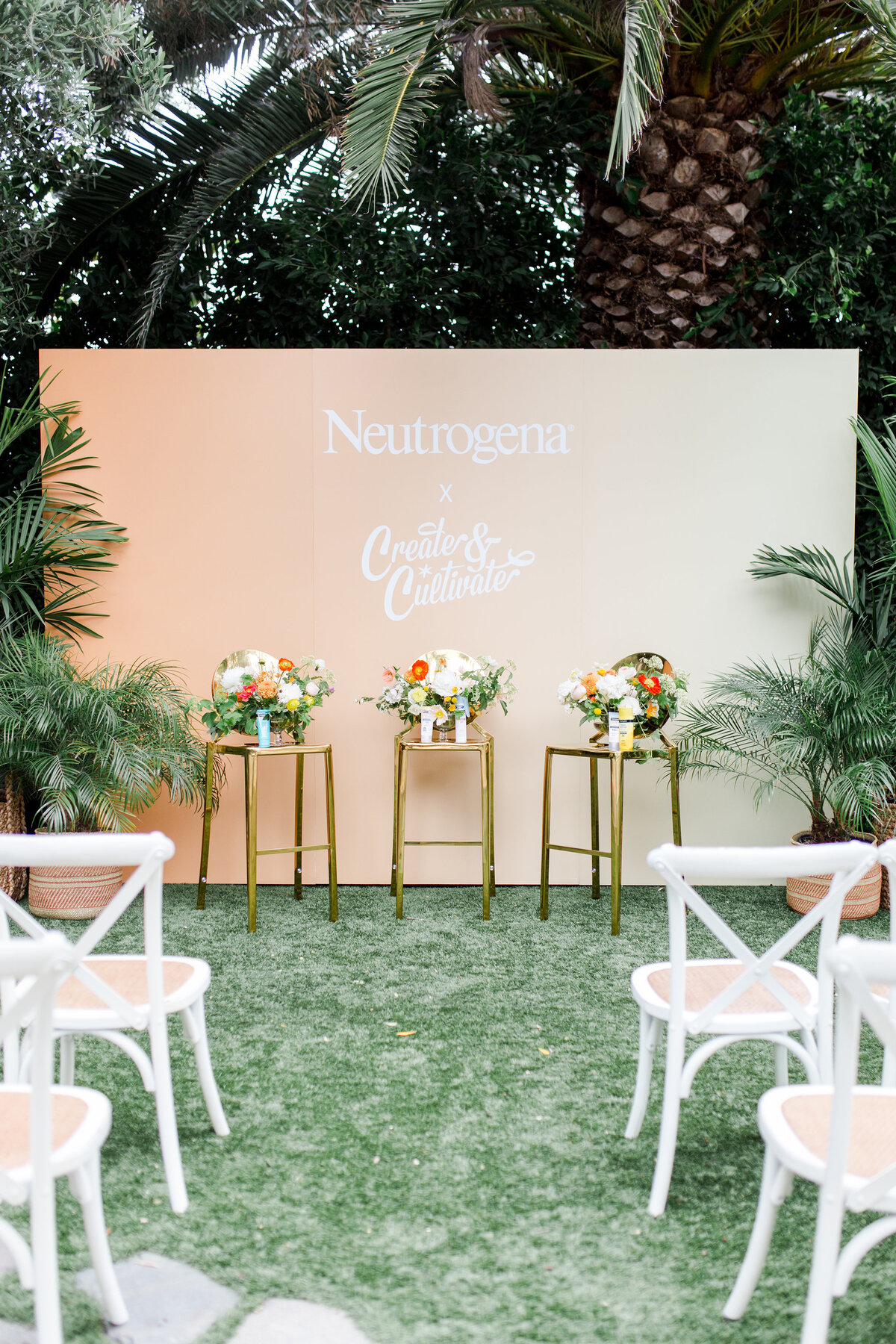 Create & Cultivate x Neutrogena | LA Event Photographer, Angelica Marie