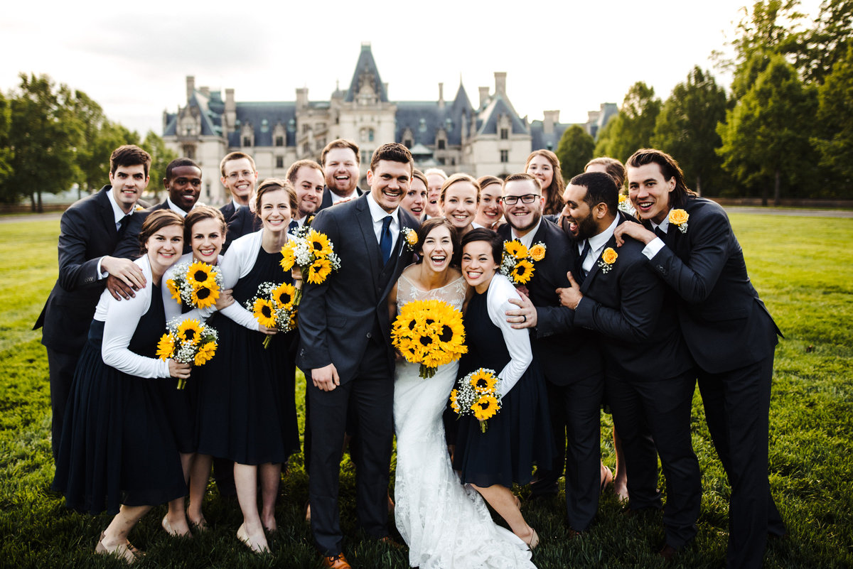 Biltmore Estate Wedding Asheville Nc - 187