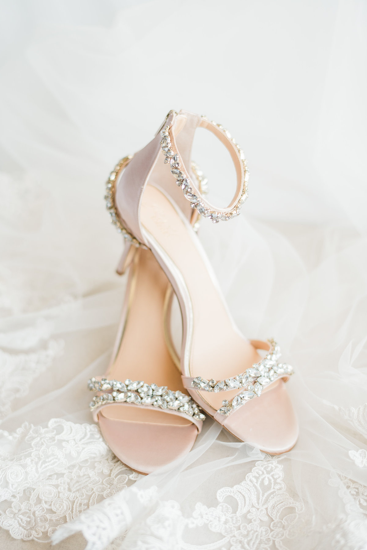 Bridal Shoe details photo