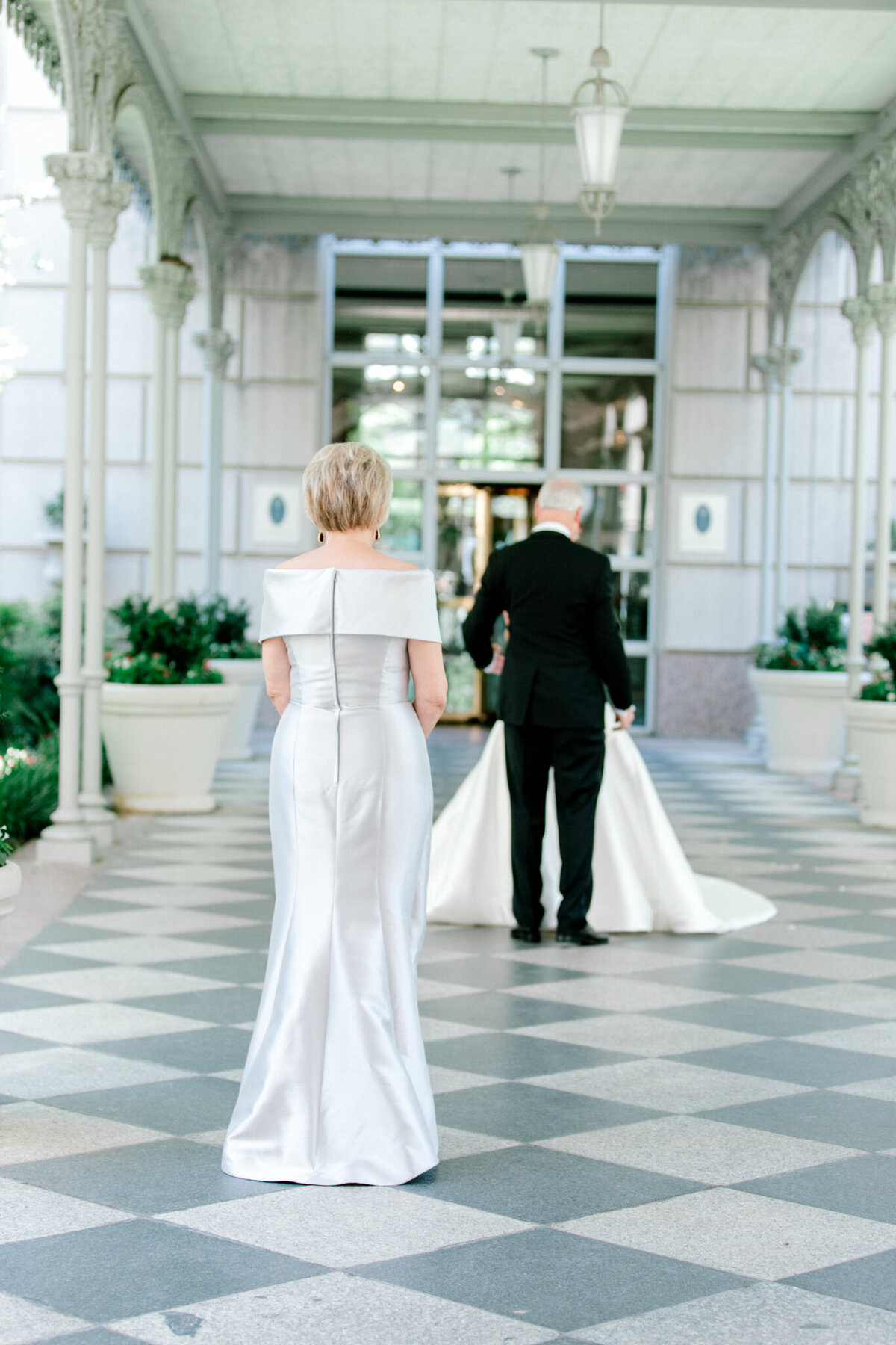 Wedding at the Crescent Court Hotel and Highland Park United Methodist Church in Dallas | Sami Kathryn Photography | DFW Wedding Photographer-42
