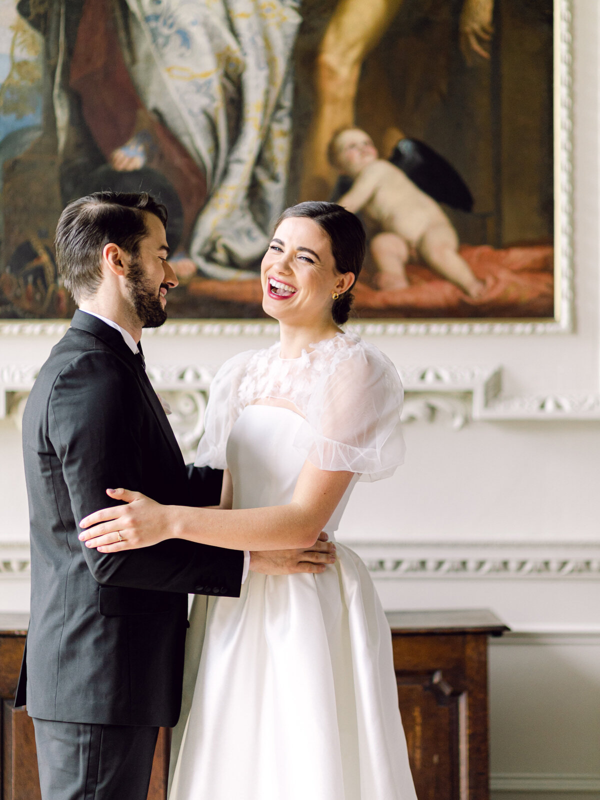 The Stars Inside - Hawkstone Hall Elopement (71)