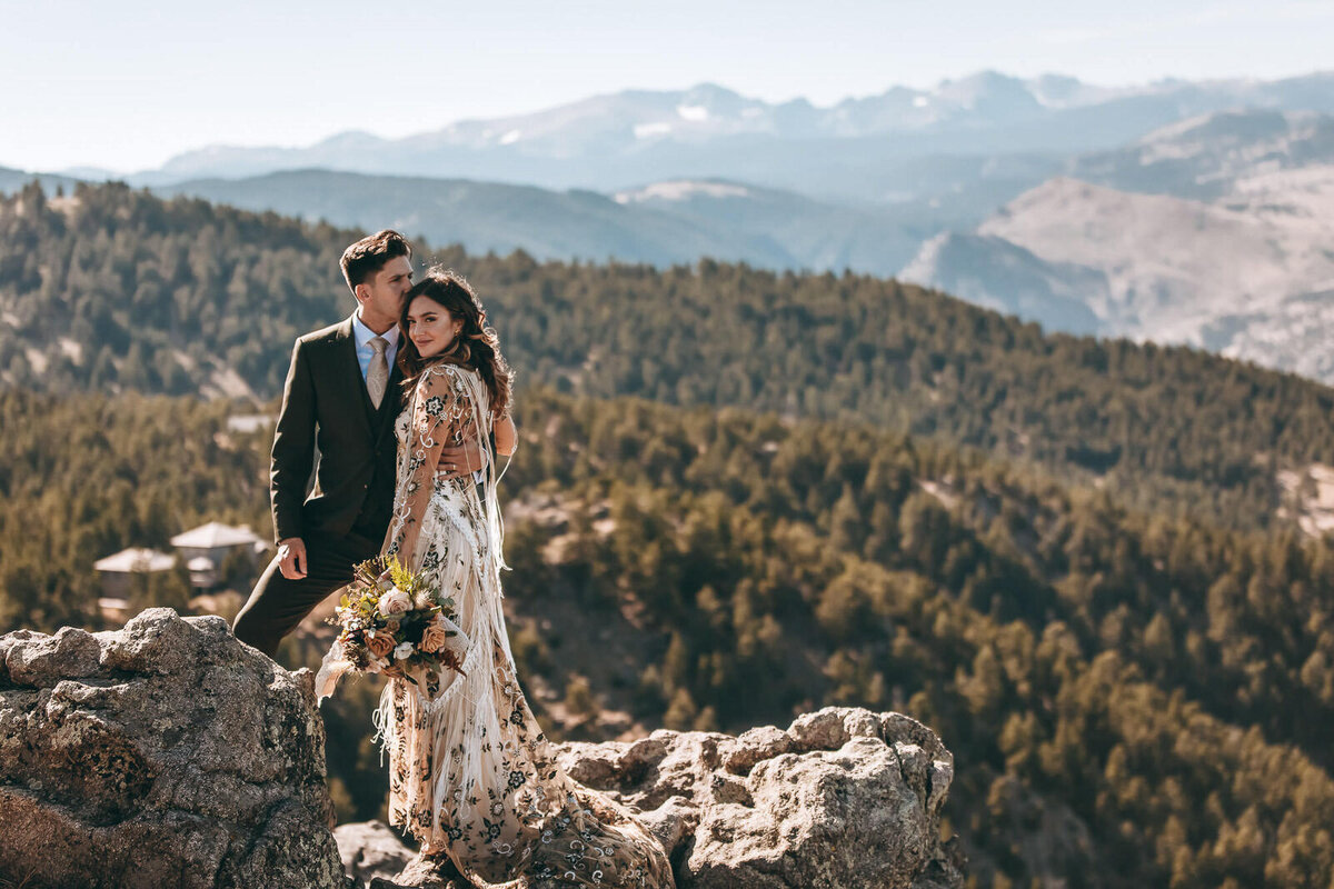 lost gulch lookout elopement