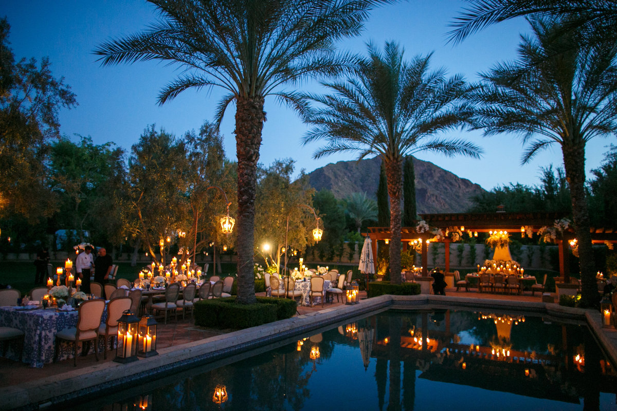 Paradise valley wedding Private estate Arizona wedding Ashley gain wedding planner Scottsdale wedding planner Phoenix wedding planner Revelry event design Casa de perrin Momental design Painted invitations Flower studio Arizona American valet Jennifer bowen photography Jeff tracy katz