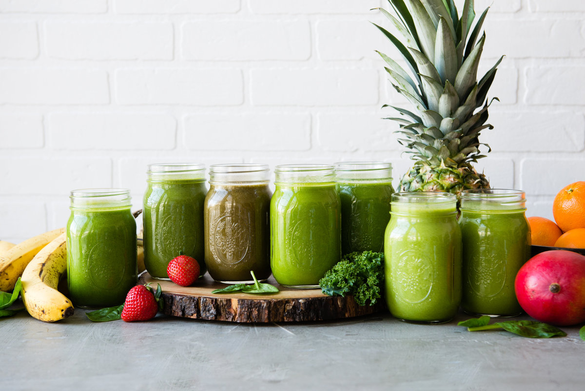 The 30 Day Green Smoothie Challenge Lose Weight Gain Energy
