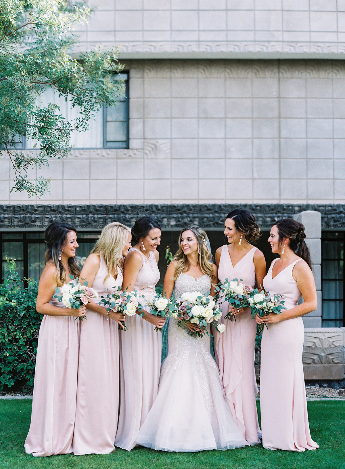 Arizona Biltmore Wedding - Mary Claire Photography-47