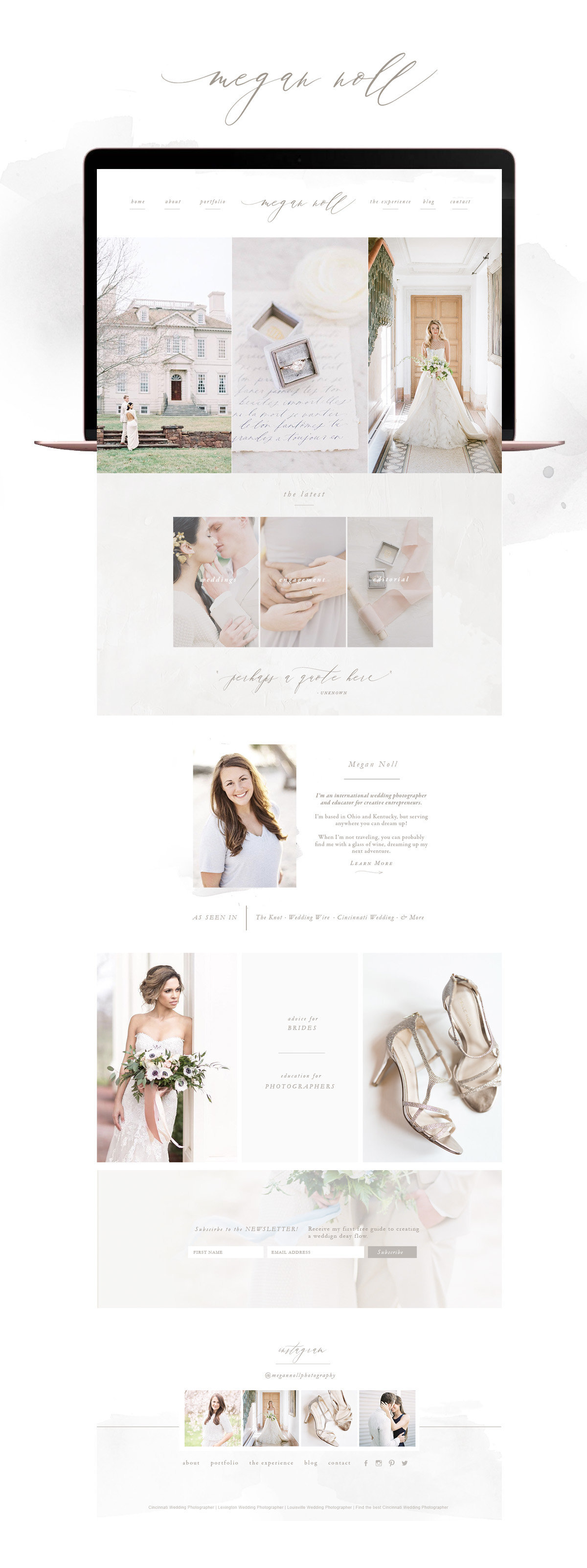 Branding and Web Design for Photographers