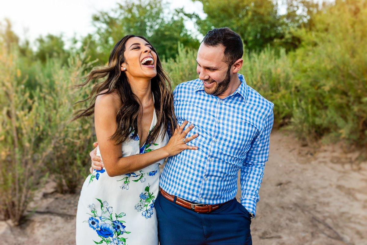Celina + Colton - Engagement - Salt River Engagement Session-96_Lunabear Studios Portfolio