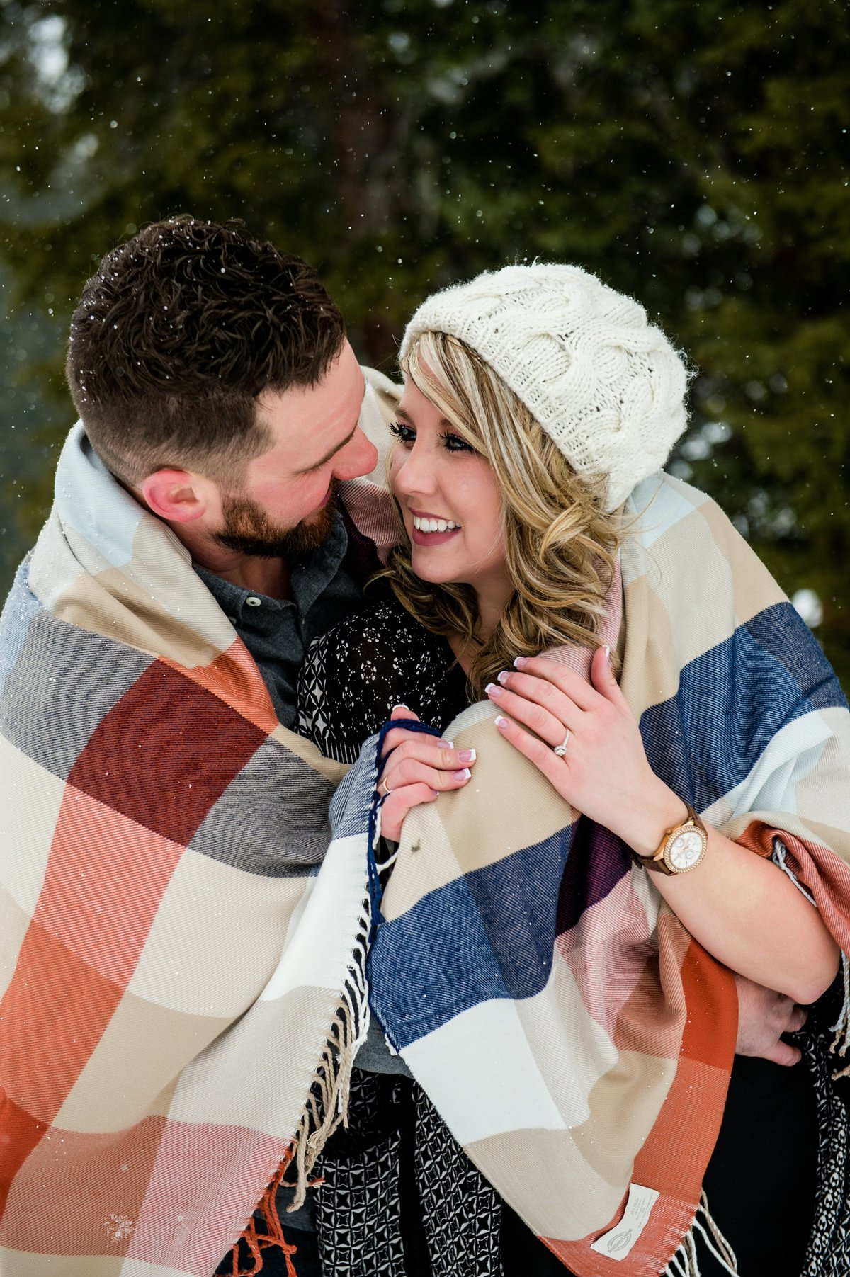 Winter Park, Co Engagement Session-89
