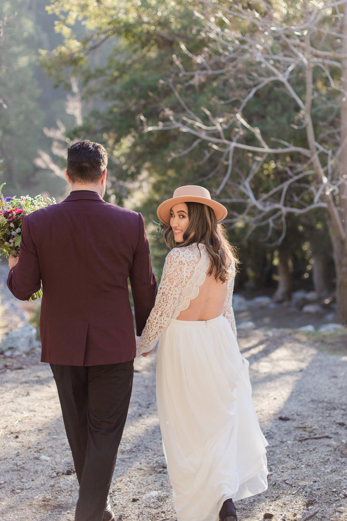 Mt. Baldy Elopement, Mt. Baldy Styled Shoot, Mt. Baldy Wedding, Forest Elopement, Forest Wedding, Boho Wedding, Boho Elopement, Mt. Baldy Boho, Forest Boho, Woodland Boho-17