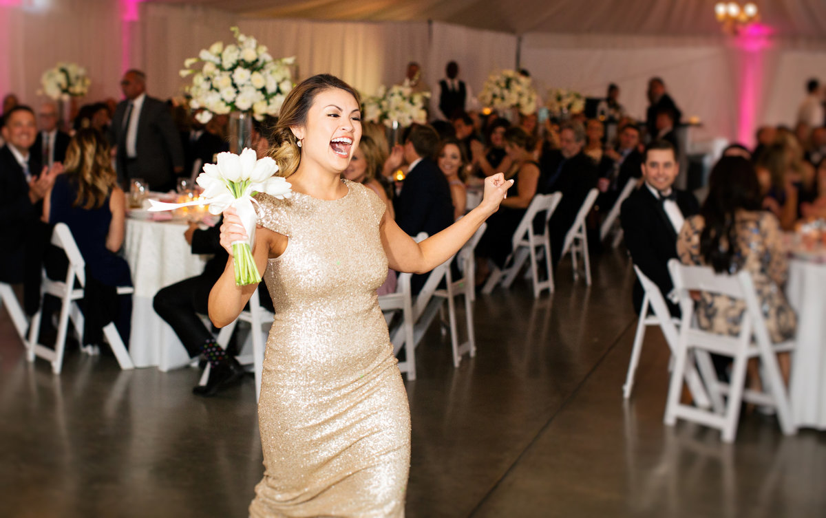Sacramento wedding reception photos
