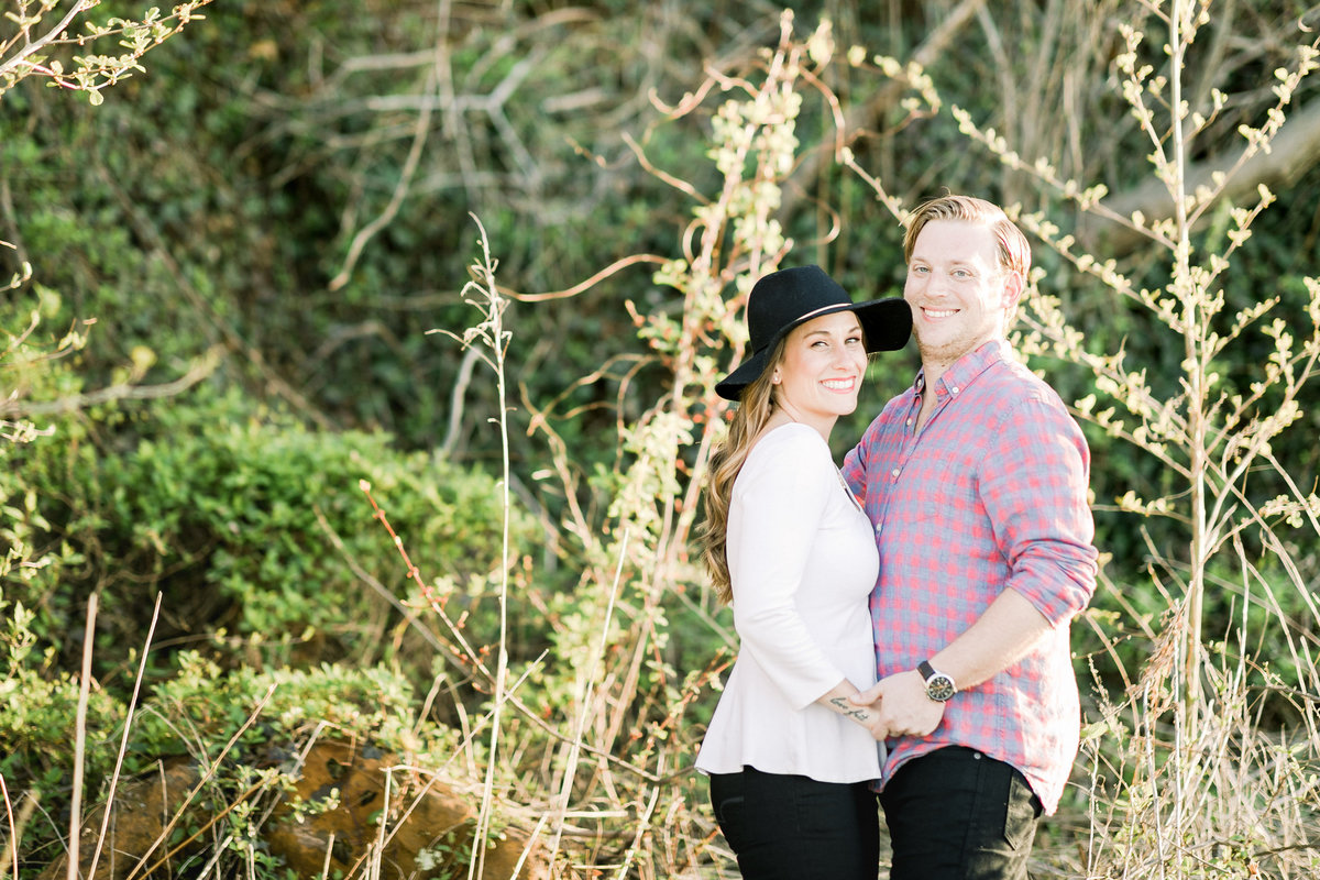 Ashley & Lou_Engaged_Path_1114