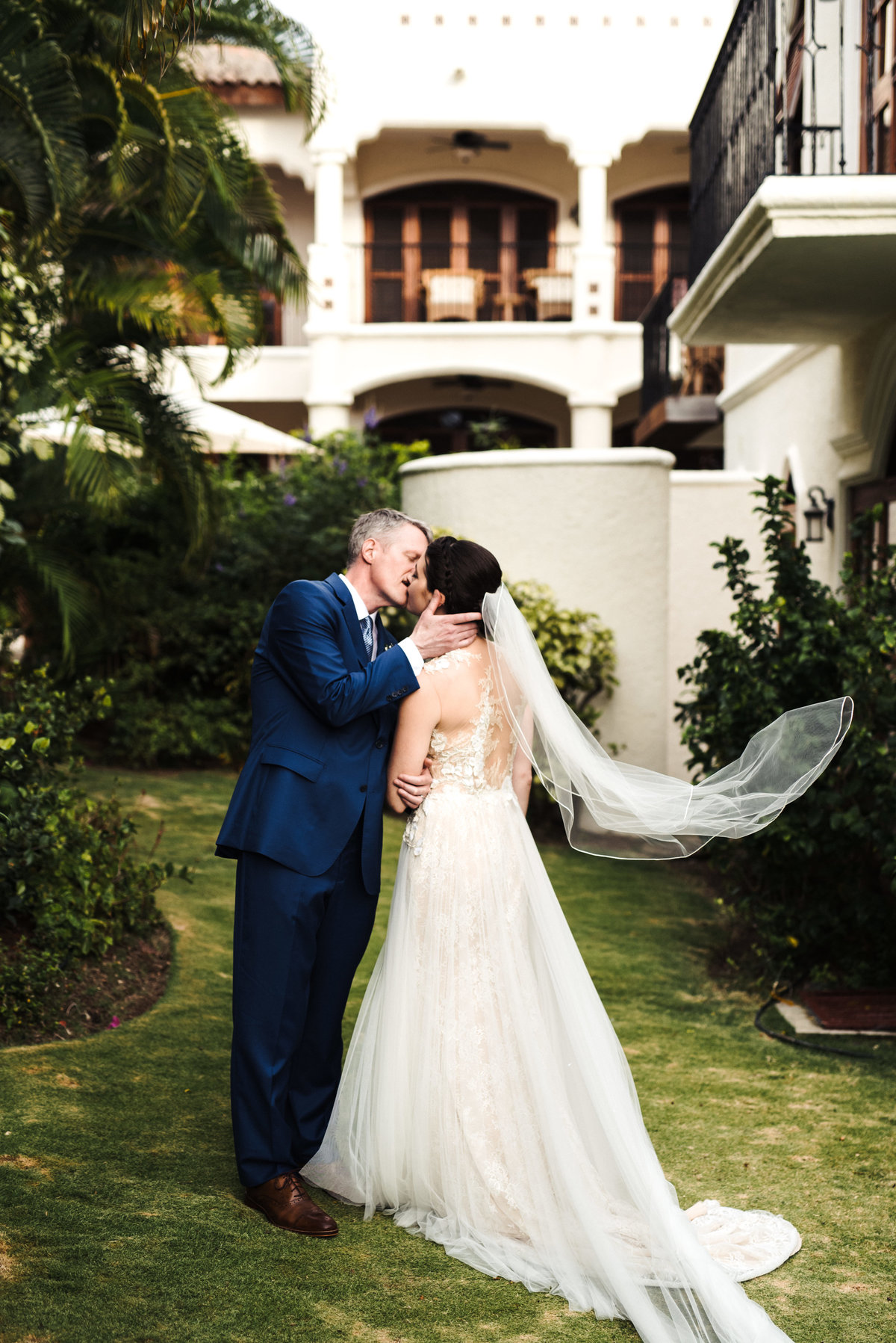 Cap Maison St Lucia Destination Wedding - 185
