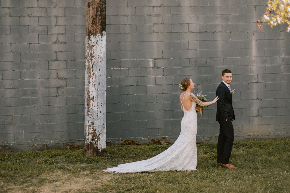 Wedding photographer in Lafayette, Indiana | Kelsey Lefever Photography, Indianapolis adventure elopements and destination weddings