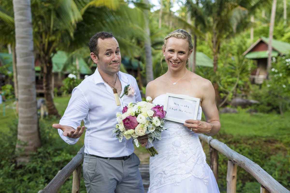 Koh Tao Wedding Thailand  | Forever Lovestruck | M&N_13