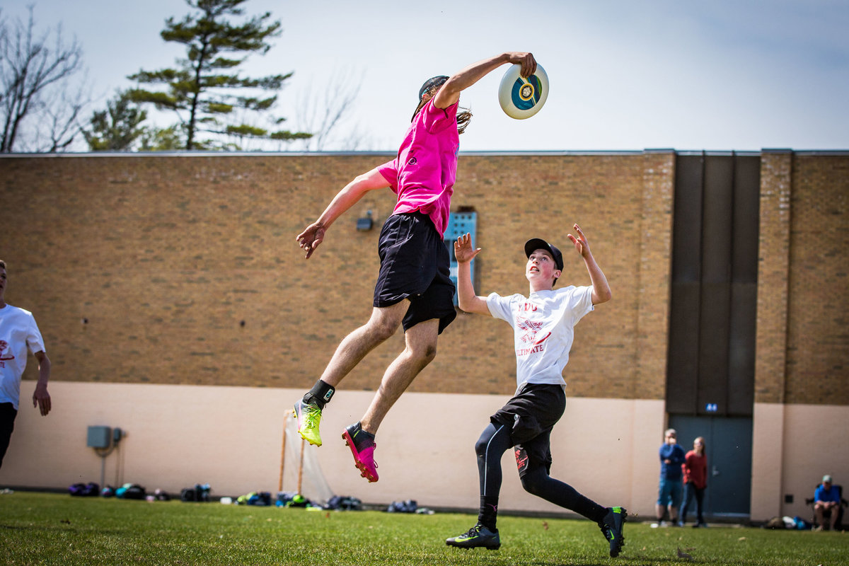 Hall-Potvin Photography Vermont Ultimate Frisbee Sports Photographer-15