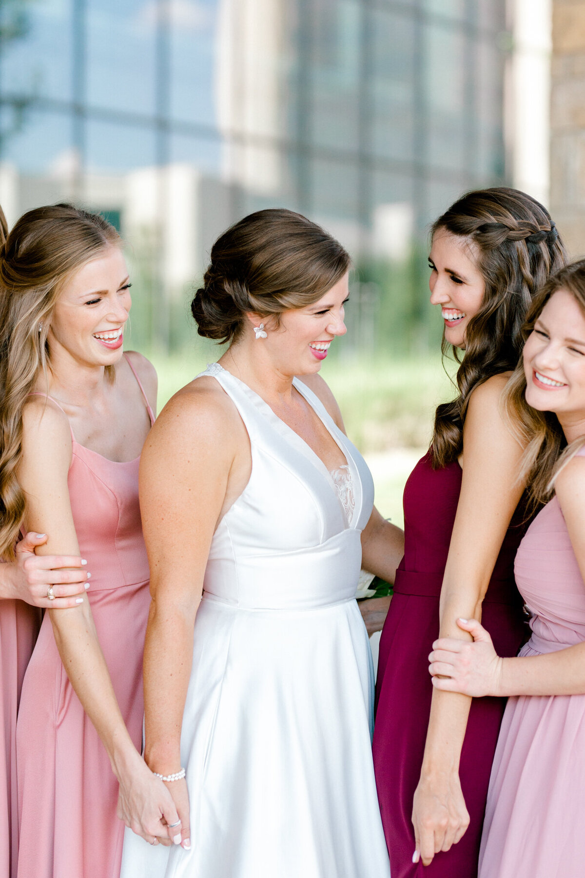 Kaylee & Michael's Wedding at Watermark Community Church | Dallas Wedding Photographer | Sami Kathryn Photography-77