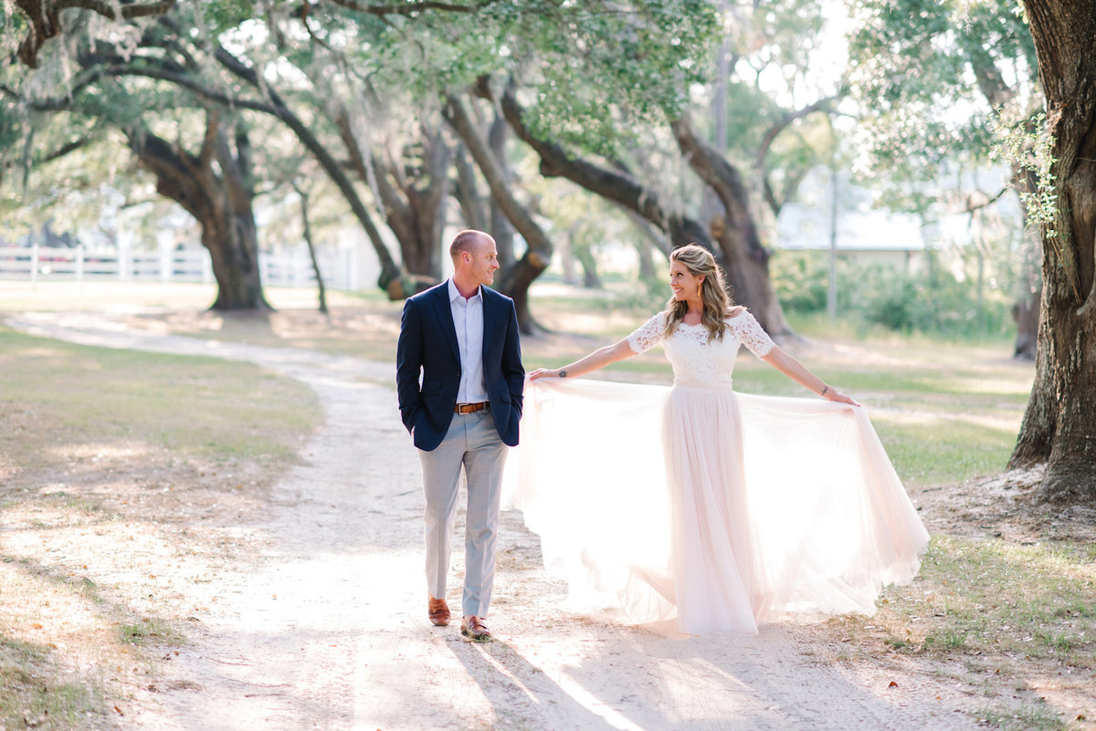 Mansfield Plantation wedding engagement in Georgetown, SC by Pasha Belman Photography