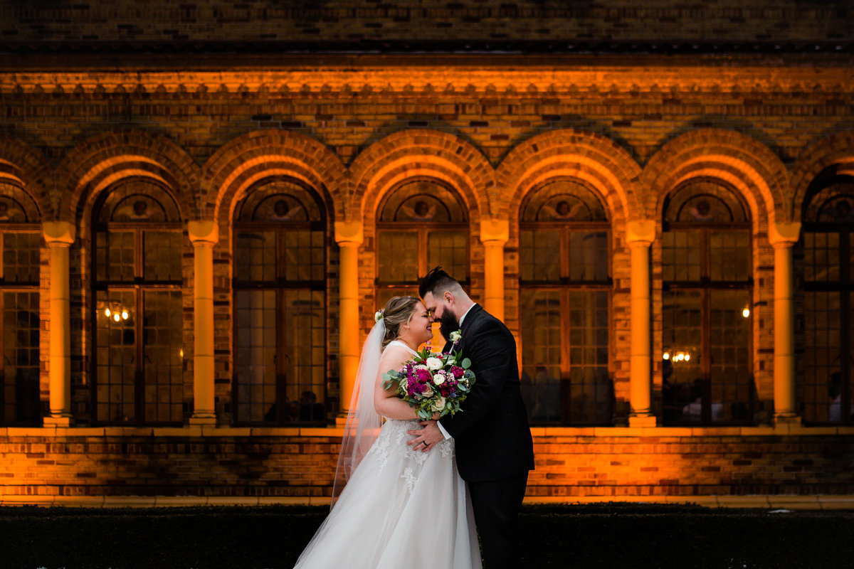 The Best Grand Rapids Wedding Photographer Nazareth Hall Army