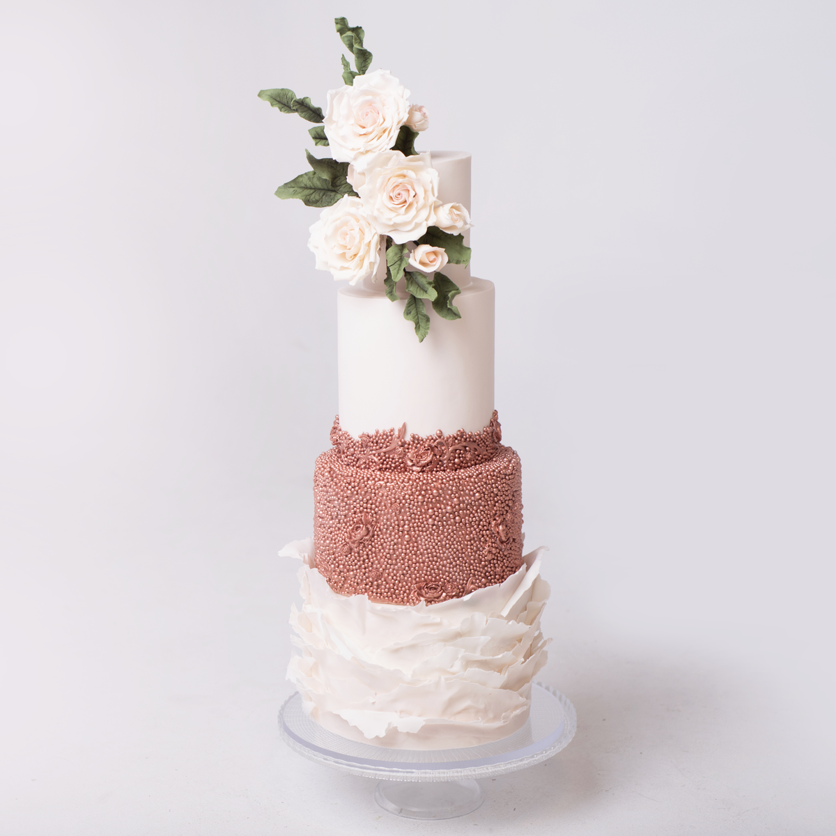 Whippt Desserts - styled wedding cake2