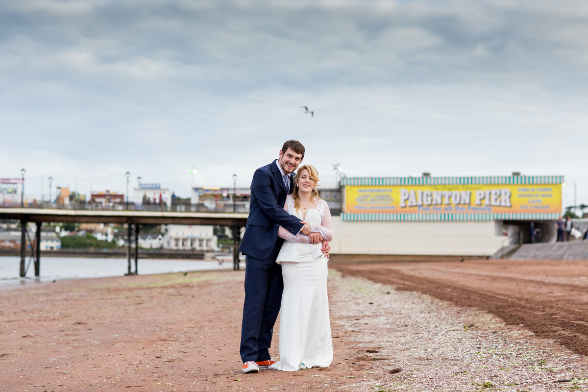 paignton wedding photographer