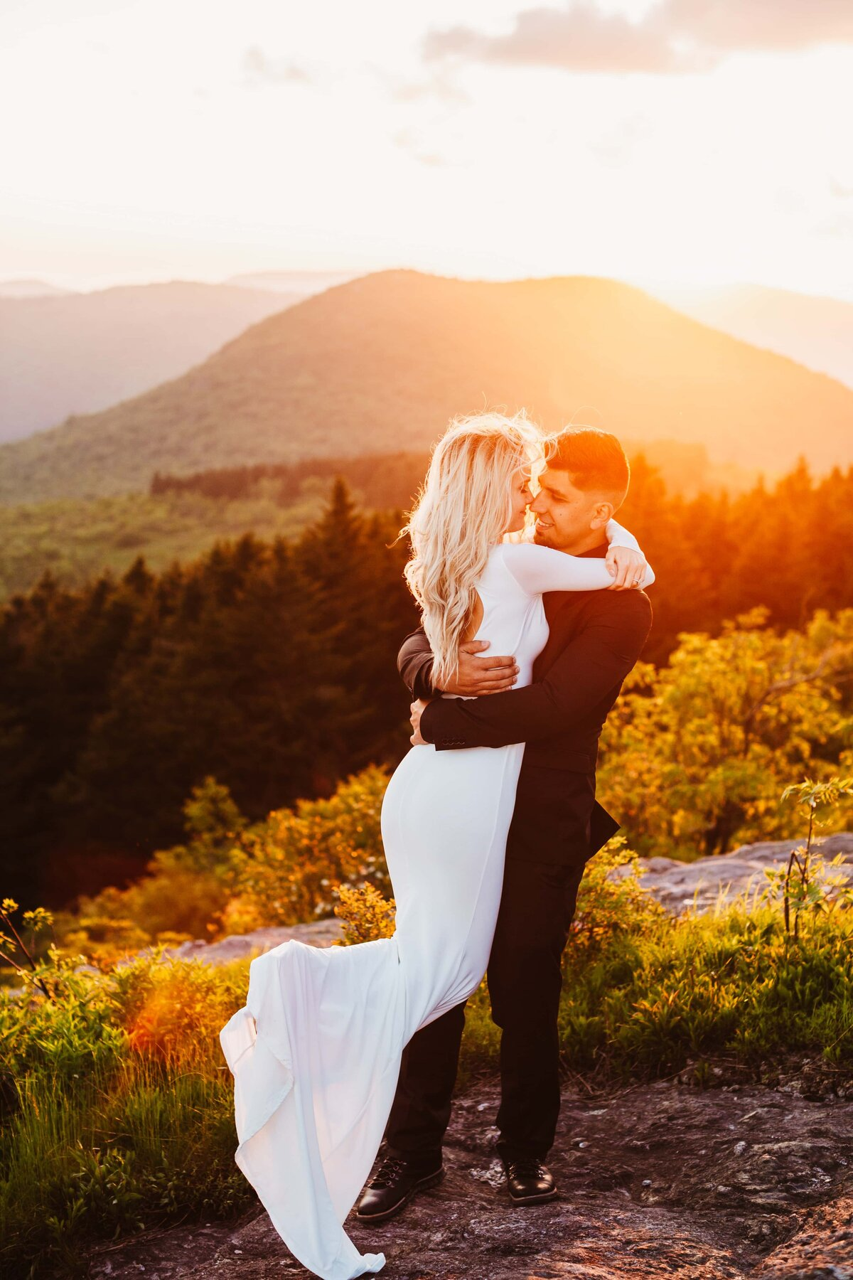 asheville-north-carolina-engagement-session