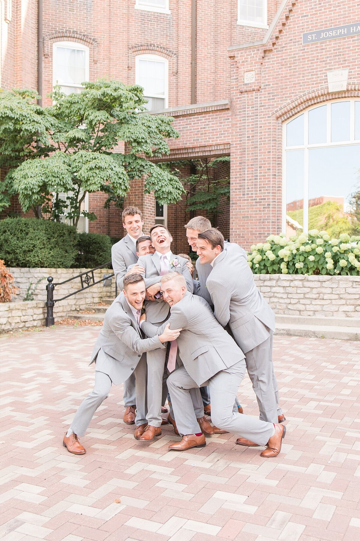 Kara Webster Photography | Meredith & Tyler | University Of Dayton Marriott Wedding Photographer_0041