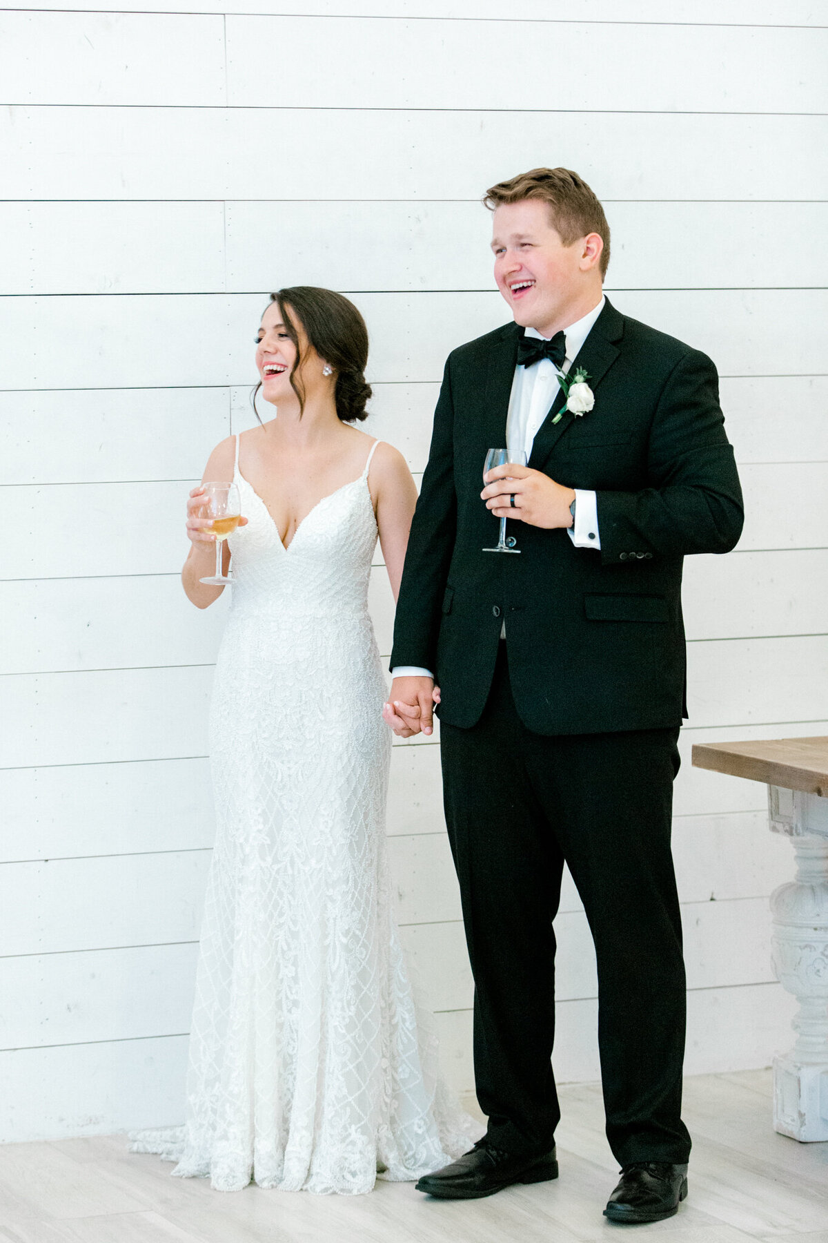 Anna & Billy's Wedding at The Nest at Ruth Farms | Dallas Wedding Photographer | Sami Kathryn Photography-207