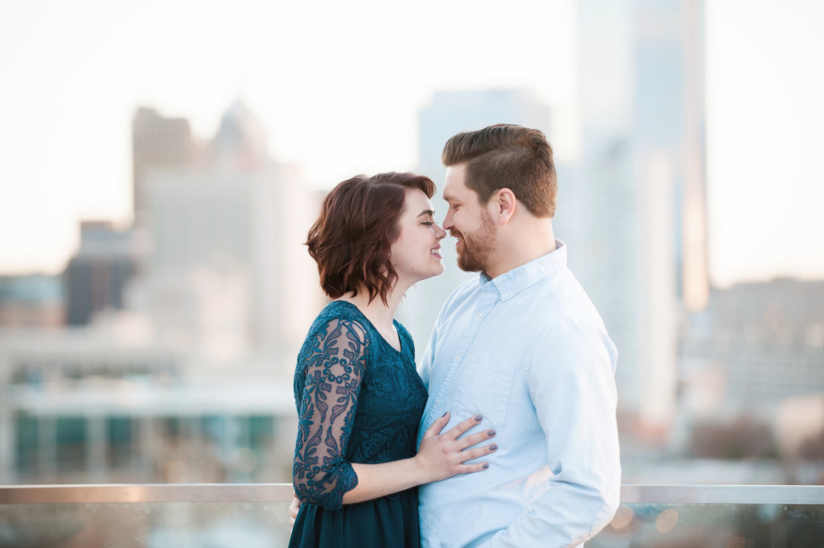 Tampa engagement photography session 2