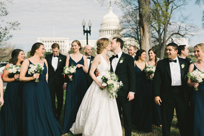bridal-party-u_s_capitol-dc-liz-fogarty