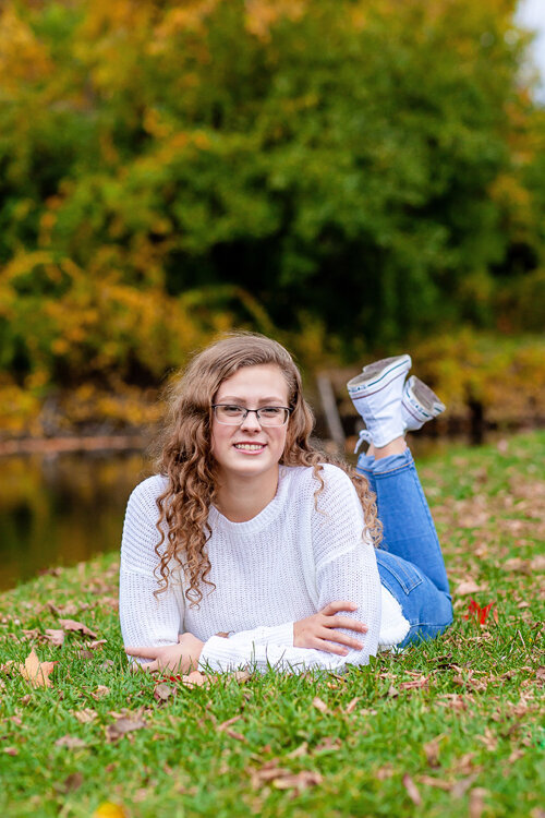 Mercy High School northville plymouth michigan senior picture portrait photo