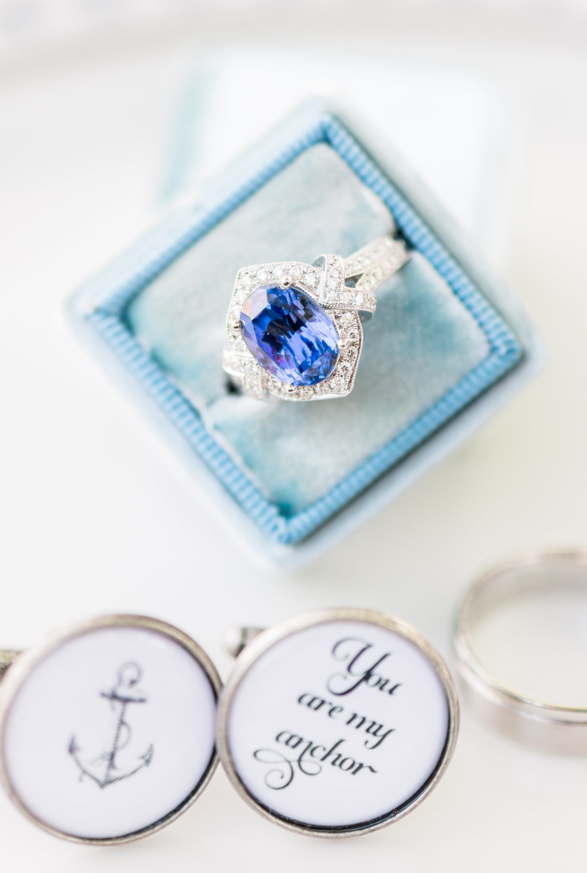 Bride's Ring from Elegant DC Wedding