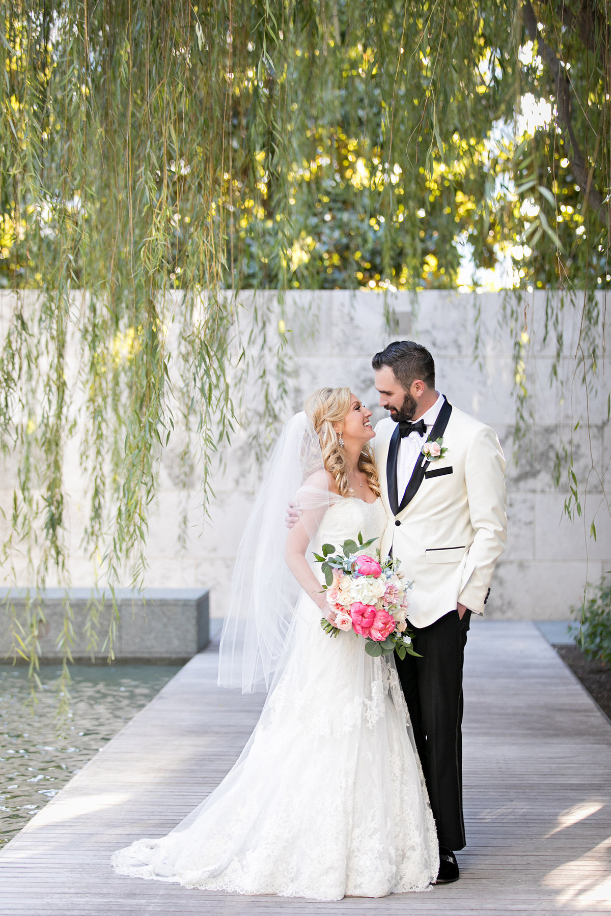 Wedding Planners in Dallas - A Stylish Soiree - Nasher Sculpture Garden - 00172
