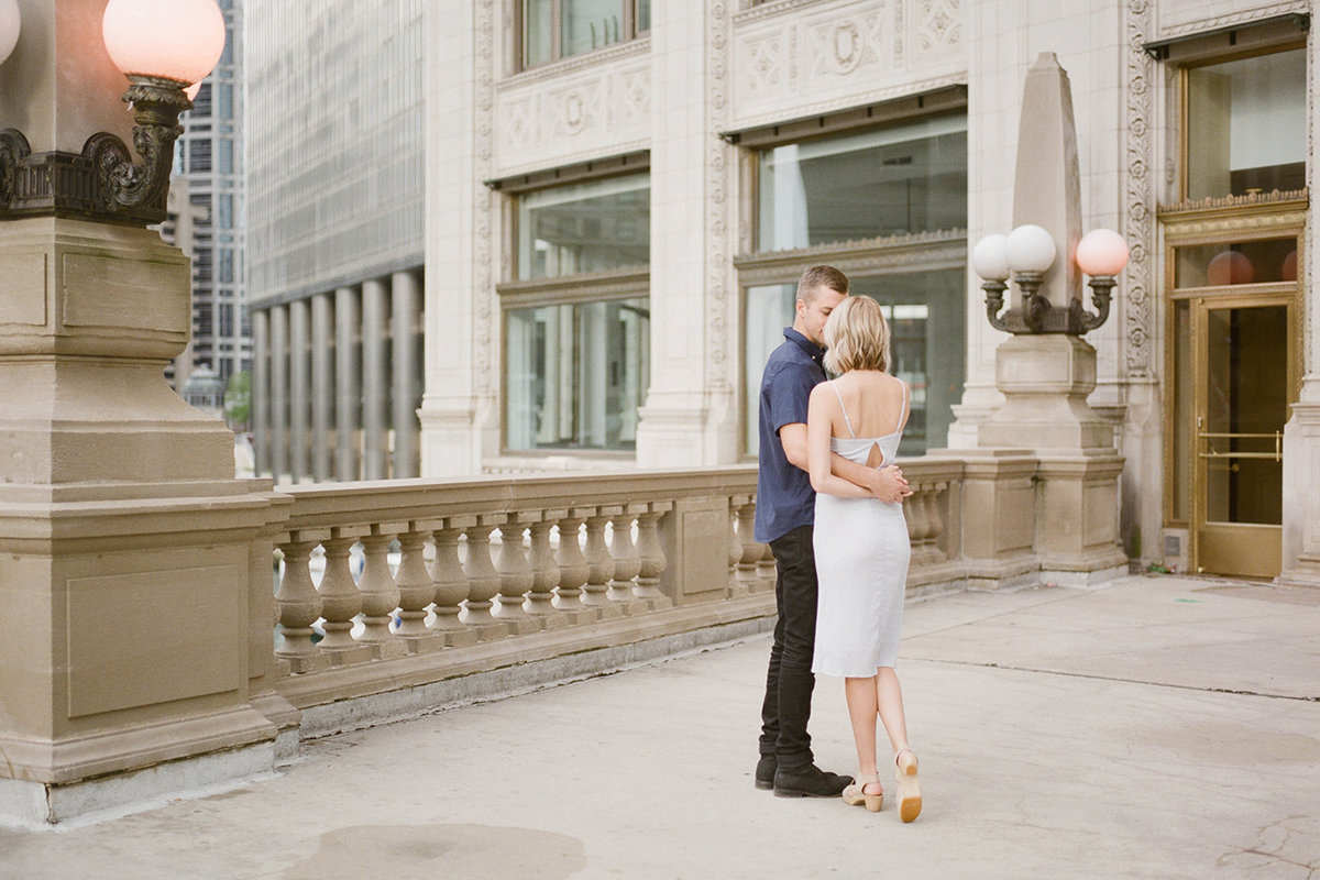 Chicago Wedding Photographer - Fine Art Film Photographer - Sarah Sunstrom - Sam + Morgan - Engagement Session - 24