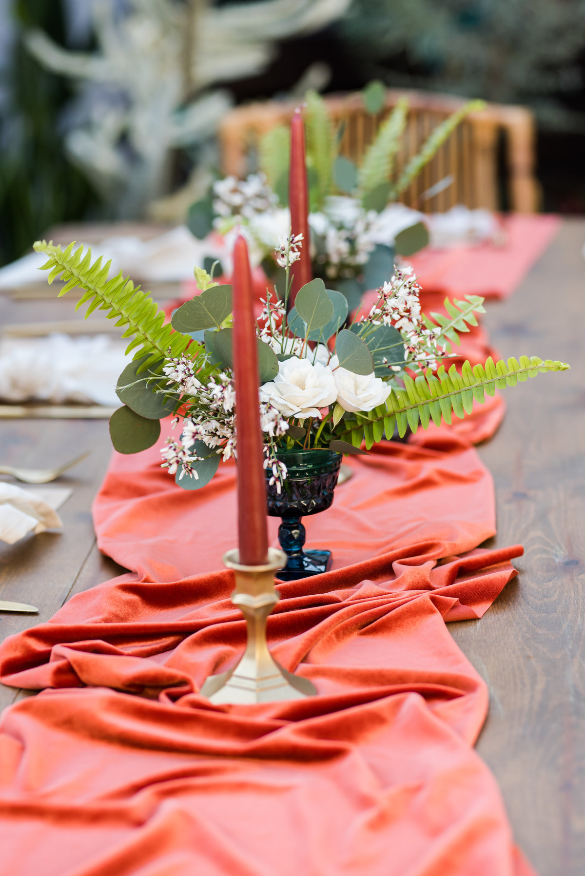 Tampa boho wedding at Fancy Free Nursery 44