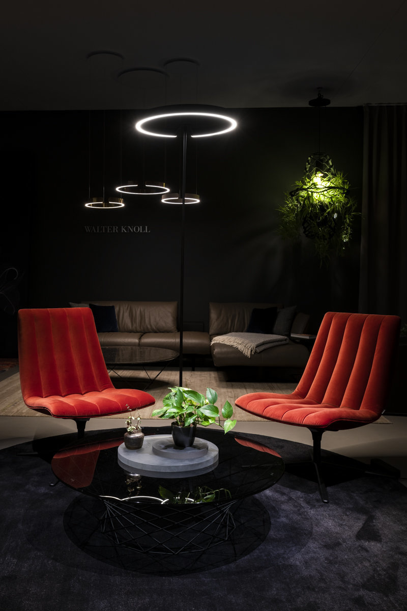 ochia lighting showroom london