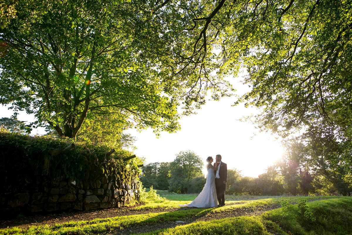 natural light dartmoor wedding
