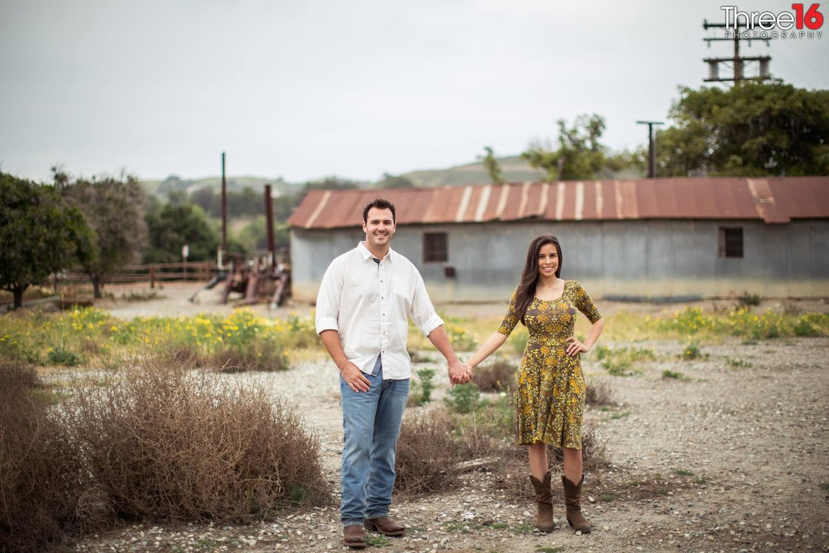 Northwest Open Space Engagement Photos San Juan Capistrano Orange County Weddings Professional Photography