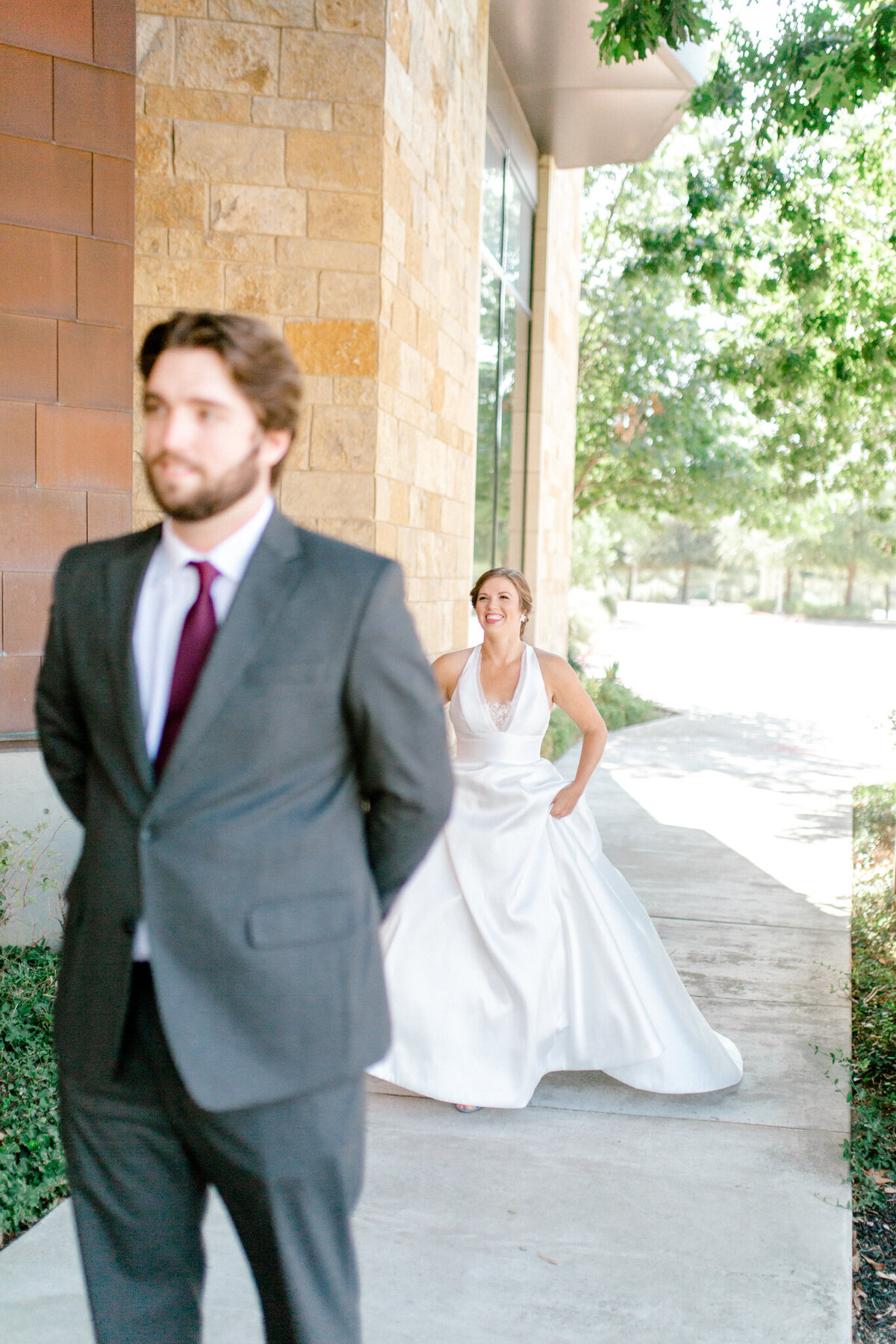 Kaylee & Michael's Wedding at Watermark Community Church | Dallas Wedding Photographer | Sami Kathryn Photography-37