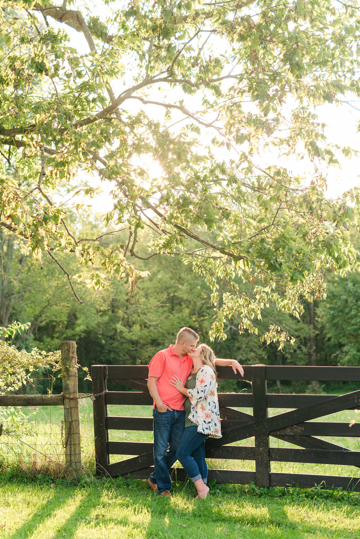 Lexington Kentucky Engagement Photography by Rachael Leigh Photography