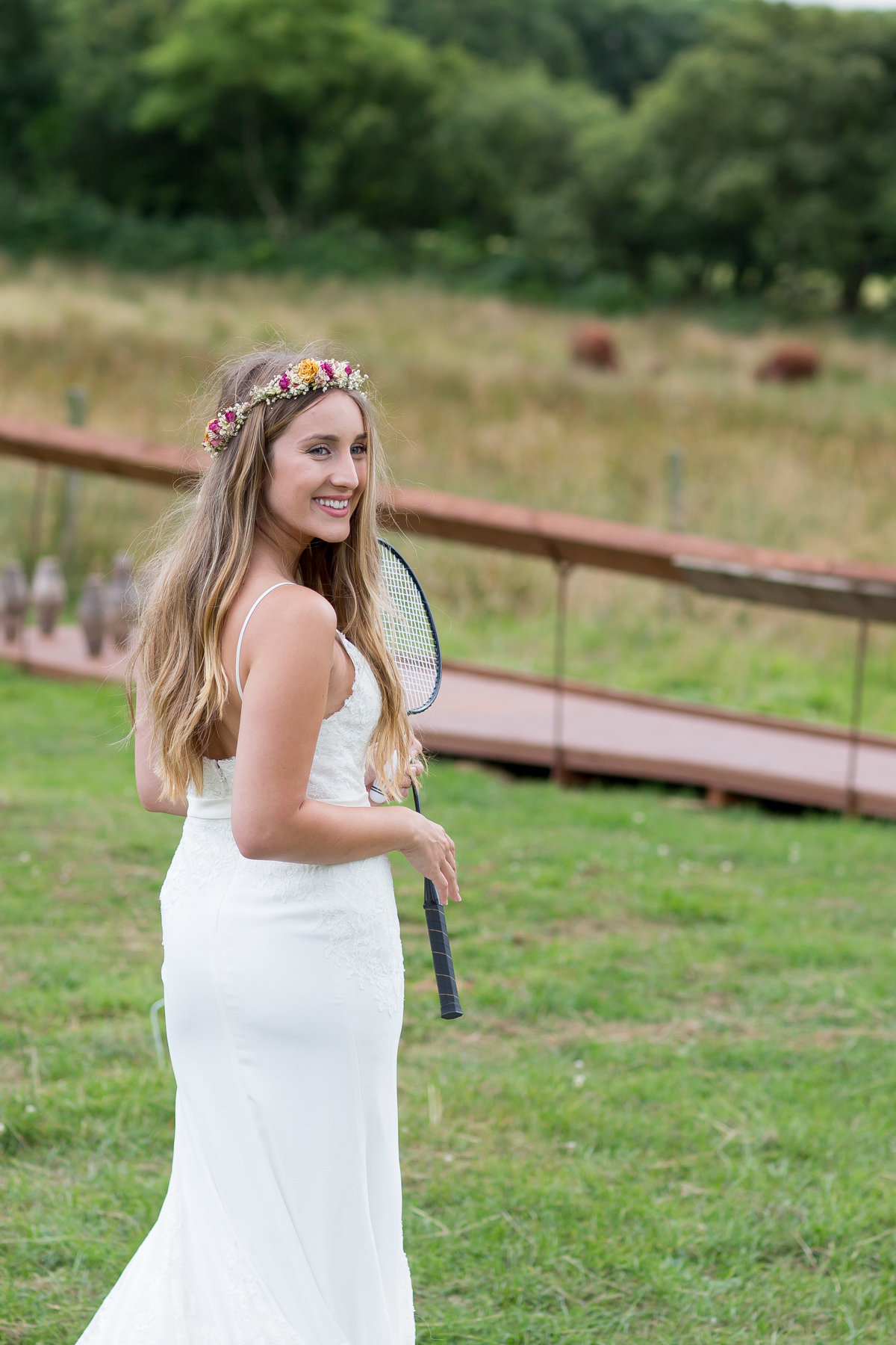 wedding photography at river cottage axminster devon
