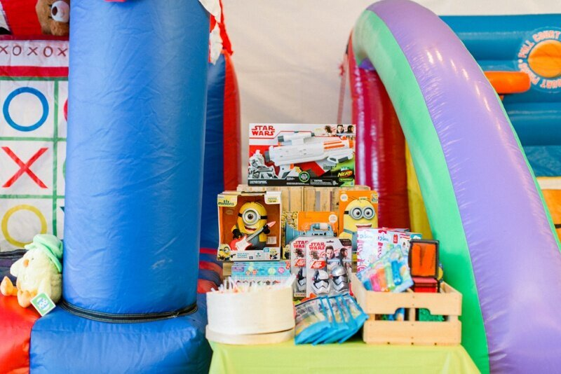 Circus Themed 1st Birthday Indianapolis Party Planner_0019