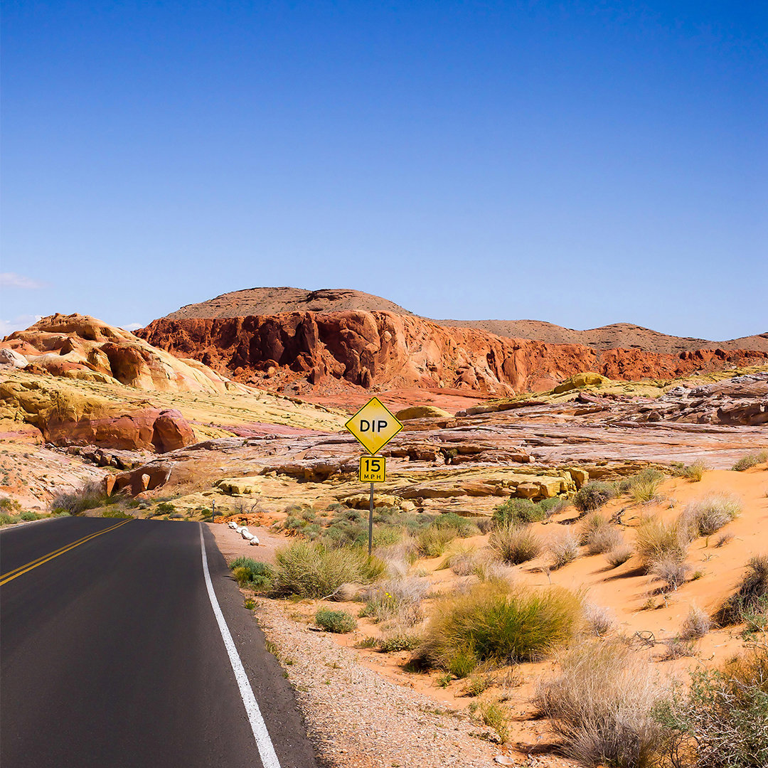 Jessica Griffin Photo SoCal Family Travel Blogger Valley of Fire State Park Nevada 2